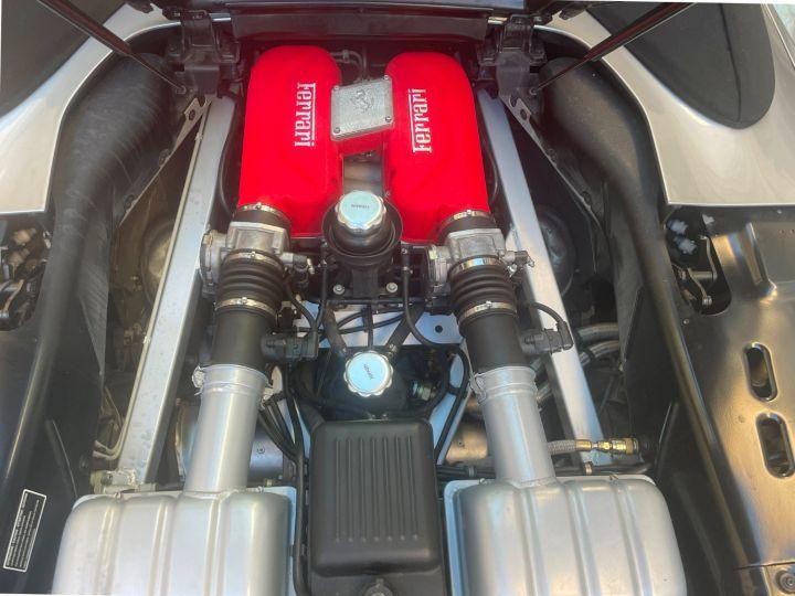Ferrari 360 Modena Spider F1 Gris Titane - 13