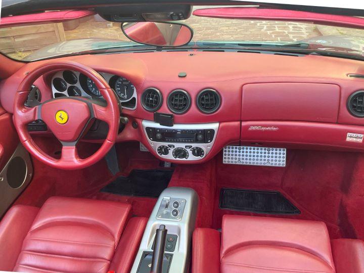 Ferrari 360 Modena Spider F1 Gris Titane - 16