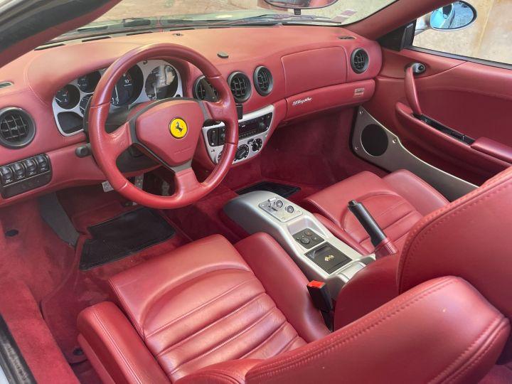 Ferrari 360 Modena Spider F1 Gris Titane - 17