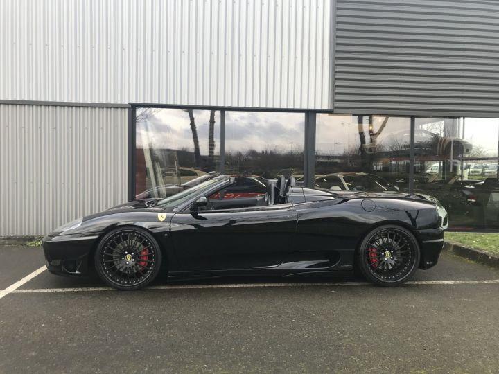 Ferrari 360 spider F1 Novitec ext  noir - 3