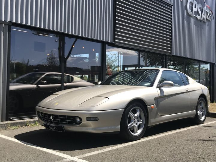 Ferrari 456 M GT 440 BM BEIGE METAL - 1