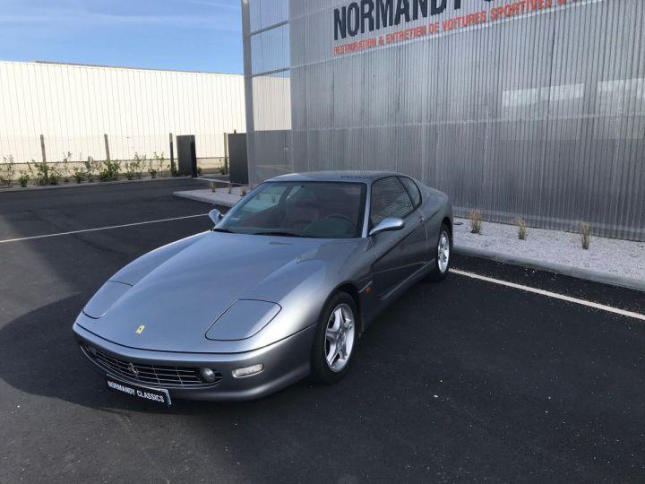 Ferrari 456 MGT GRISE - 2