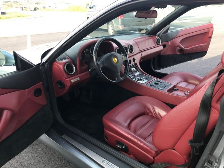 Ferrari 456 MGT GRISE - 5