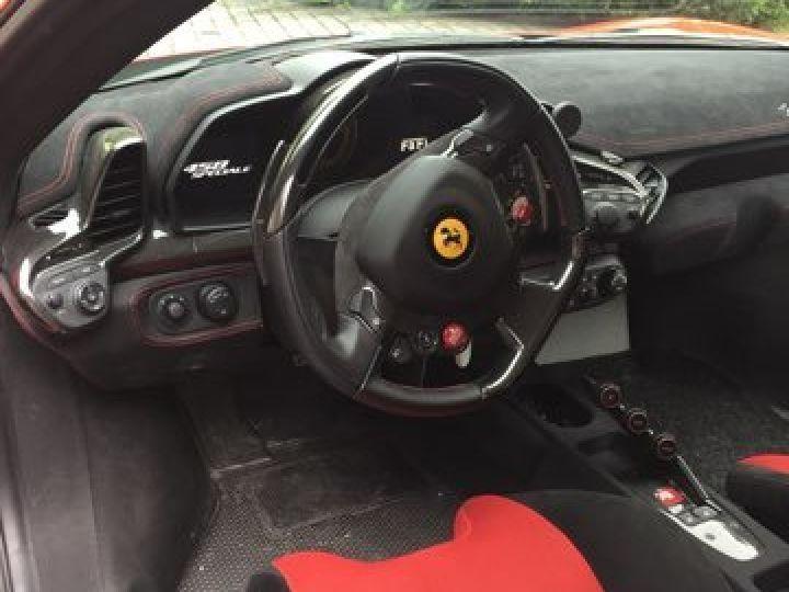 Ferrari 458 Ferrari 458 Spéciale  Rouge  Occasion - 7