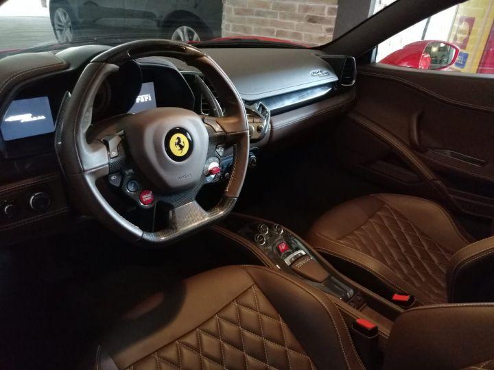 Ferrari 458 Italia 4.5 V8 570 CV BVA Rouge - 5