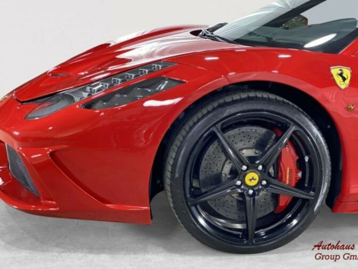 Ferrari 458 Italia #  CARBON Aerodynamics Pack / 8650 KMS / 1ere Main Rouge - 2