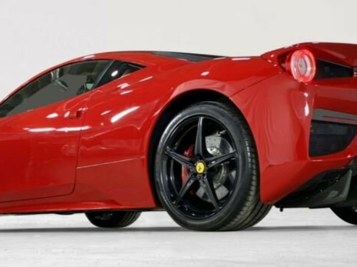 Ferrari 458 Italia #  CARBON Aerodynamics Pack / 8650 KMS / 1ere Main Rouge - 4