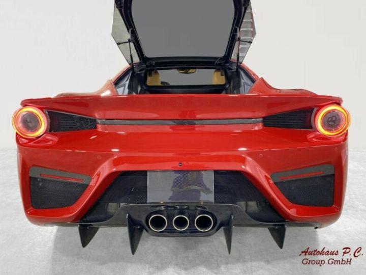 Ferrari 458 Italia #  CARBON Aerodynamics Pack / 8650 KMS / 1ere Main Rouge - 6