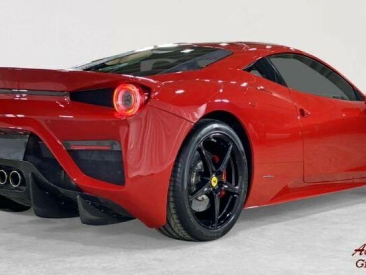 Ferrari 458 Italia #  CARBON Aerodynamics Pack / 8650 KMS / 1ere Main Rouge - 10