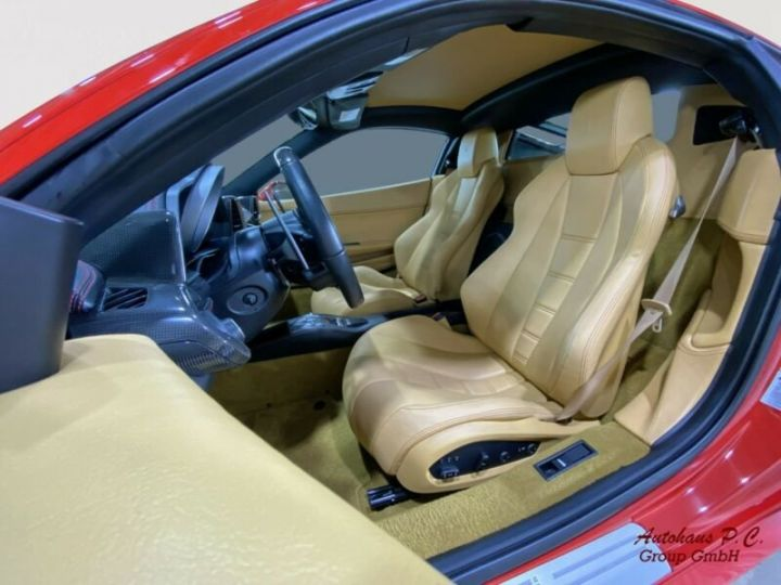 Ferrari 458 Italia #  CARBON Aerodynamics Pack / 8650 KMS / 1ere Main Rouge - 13