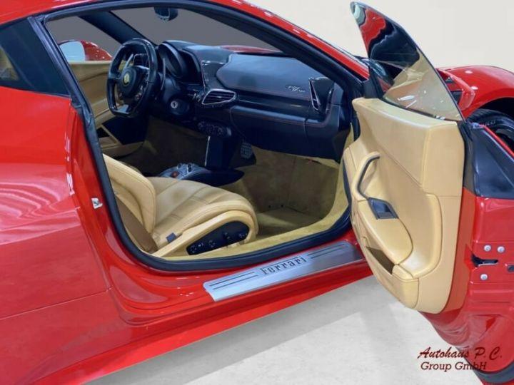Ferrari 458 Italia #  CARBON Aerodynamics Pack / 8650 KMS / 1ere Main Rouge - 15