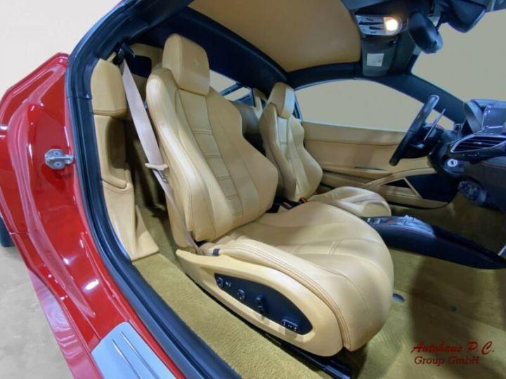 Ferrari 458 Italia #  CARBON Aerodynamics Pack / 8650 KMS / 1ere Main Rouge - 16