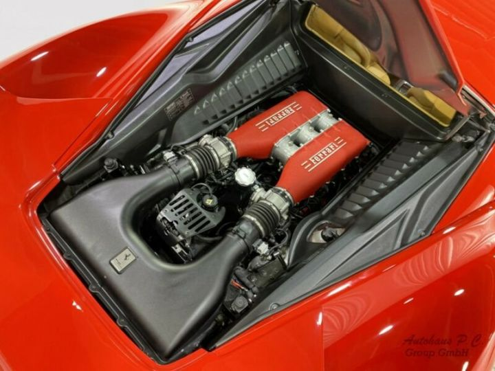 Ferrari 458 Italia #  CARBON Aerodynamics Pack / 8650 KMS / 1ere Main Rouge - 18