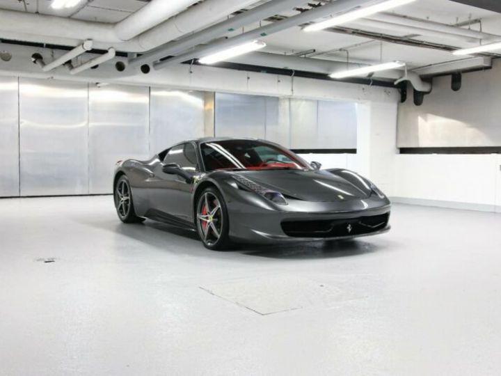 Ferrari 458 Italia Carbon LED Daytona Gris Peinture métallisée - 1