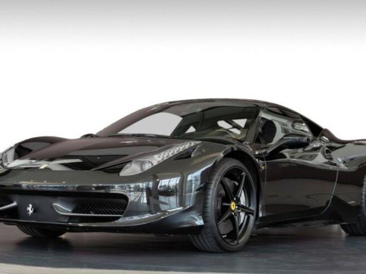 Ferrari 458 Italia *Lift*LEDs*20 Zoll*Navi+Bluetooth* Noir Peinture métallisée - 1