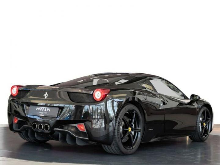 Ferrari 458 Italia *Lift*LEDs*20 Zoll*Navi+Bluetooth* Noir Peinture métallisée - 2
