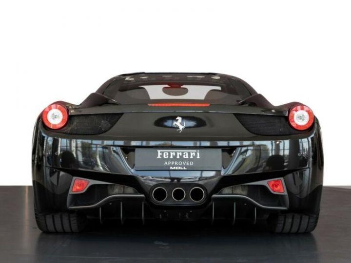 Ferrari 458 Italia *Lift*LEDs*20 Zoll*Navi+Bluetooth* Noir Peinture métallisée - 4