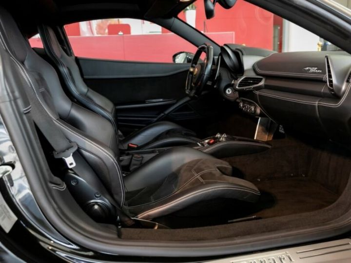 Ferrari 458 Italia *Lift*LEDs*20 Zoll*Navi+Bluetooth* Noir Peinture métallisée - 6