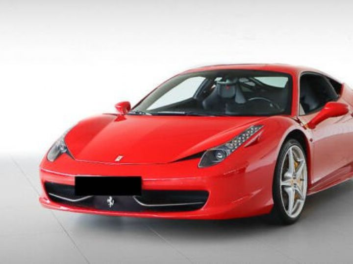 Ferrari 458 Italia Pack Sport Rosso Corsa - 1