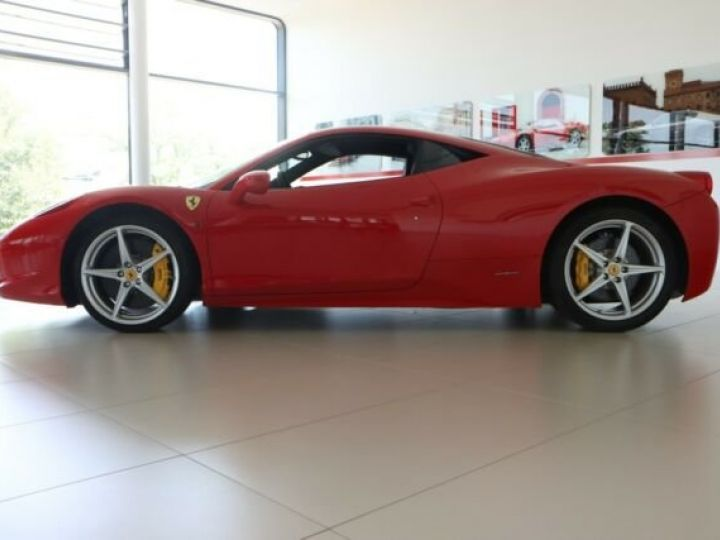 Ferrari 458 Italia Pack Sport Rosso Corsa - 4