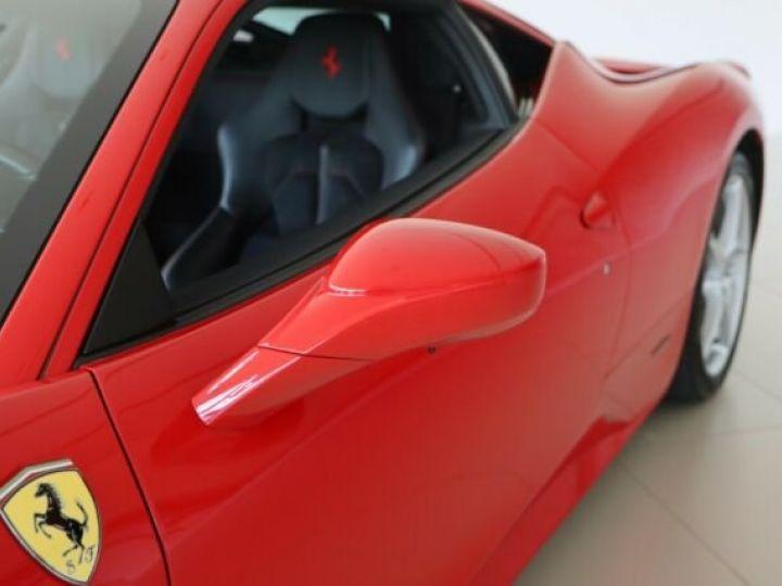 Ferrari 458 Italia Pack Sport Rosso Corsa - 15
