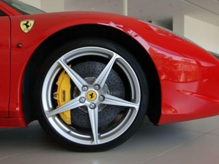Ferrari 458 Italia Pack Sport Rosso Corsa - 16