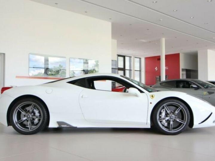 Ferrari 458 Italia Speciale Bianco avus - 6