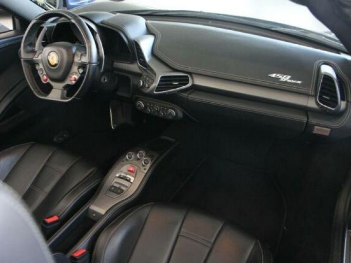Ferrari 458 Italia Spider Grigio Silverstone métal - 5