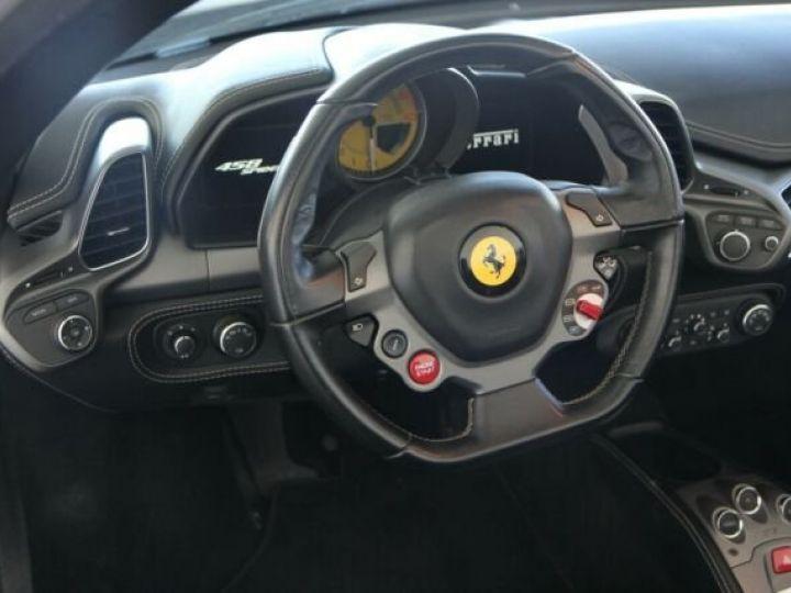 Ferrari 458 Italia Spider Grigio Silverstone métal - 6