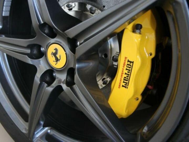 Ferrari 458 Italia Spider Grigio Silverstone métal - 11