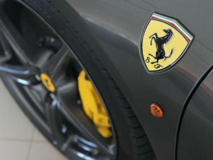 Ferrari 458 Italia Spider Grigio Silverstone métal - 13