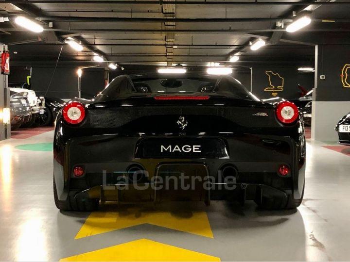 Ferrari 458 Italia Spider ITALIA 4.5 SPECIALE APERTA DCT Noir Metal Occasion - 7