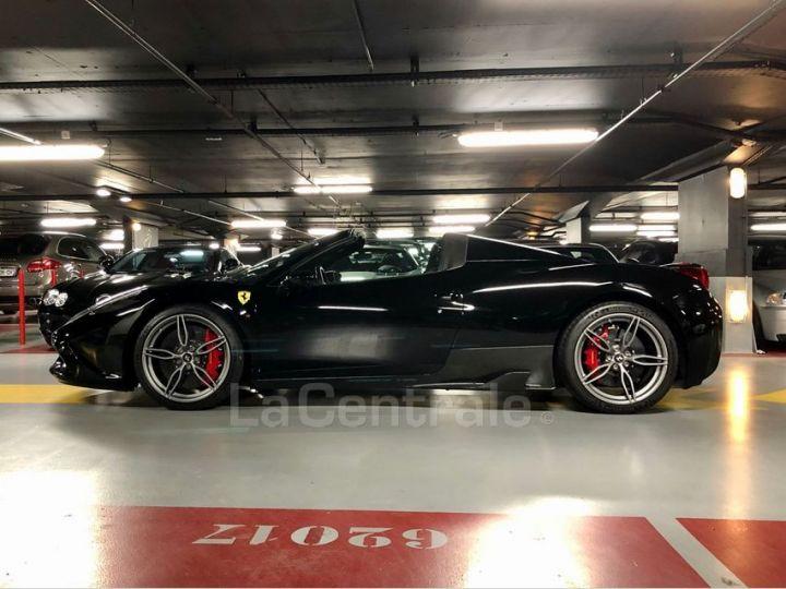 Ferrari 458 Italia Spider ITALIA 4.5 SPECIALE APERTA DCT Noir Metal Occasion - 9