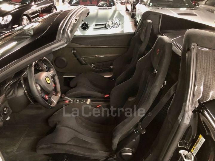 Ferrari 458 Italia Spider ITALIA 4.5 SPECIALE APERTA DCT Noir Metal Occasion - 12