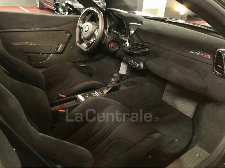 Ferrari 458 Italia Spider ITALIA 4.5 SPECIALE APERTA DCT Noir Metal Occasion - 14