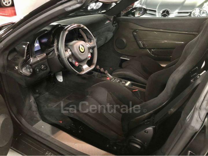 Ferrari 458 Italia Spider ITALIA 4.5 SPECIALE APERTA DCT Noir Metal Occasion - 15