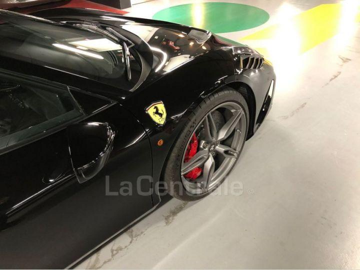 Ferrari 458 Italia Spider ITALIA 4.5 SPECIALE APERTA DCT Noir Metal Occasion - 16