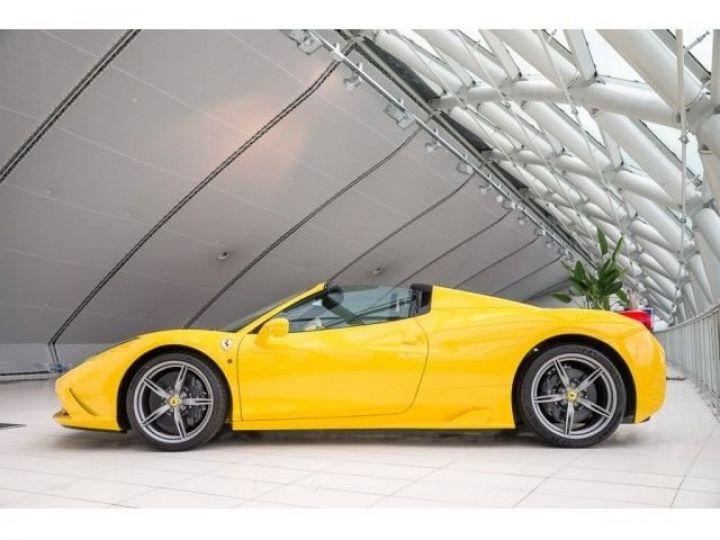Ferrari 458 SA Special Aperta jaune - 2