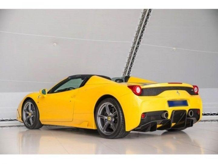 Ferrari 458 SA Special Aperta jaune - 3