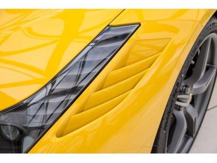 Ferrari 458 SA Special Aperta jaune - 5