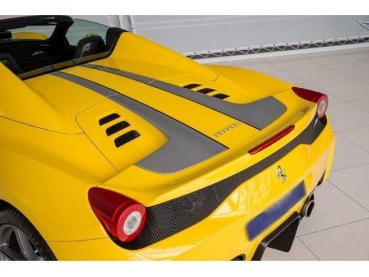Ferrari 458 SA Special Aperta jaune - 6