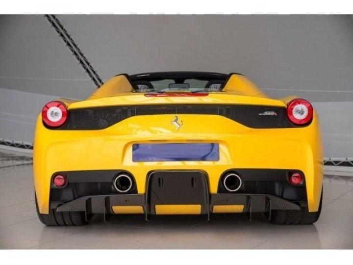 Ferrari 458 SA Special Aperta jaune - 8