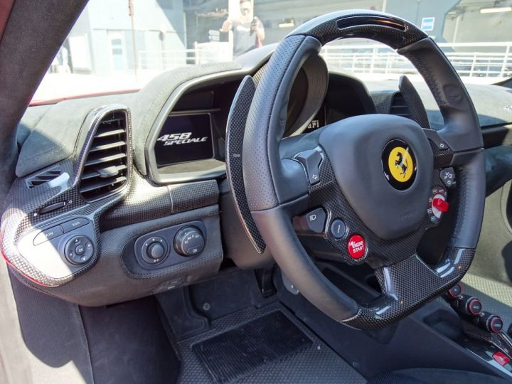 Ferrari 458 SPECIALE F1 605 CV - MONACO Rosso Corsa - 10