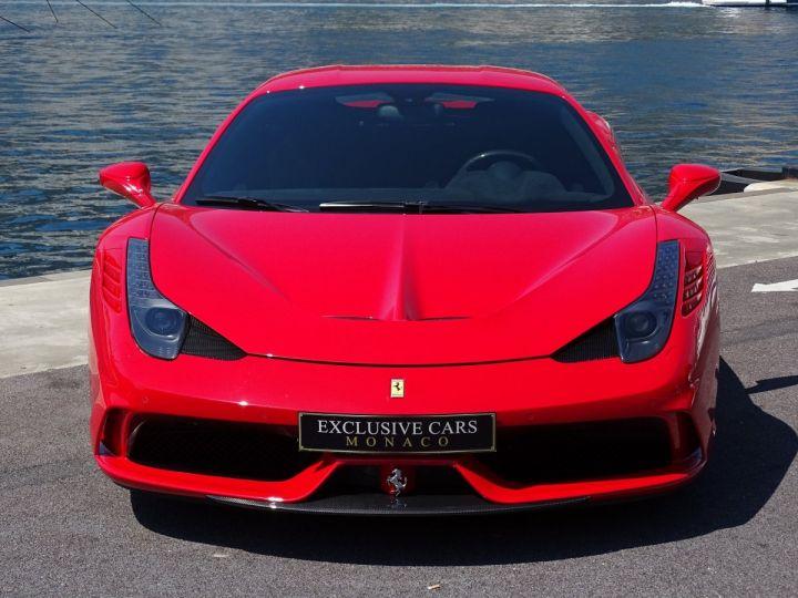 Ferrari 458 SPECIALE F1 605 CV - MONACO Rosso Corsa - 12