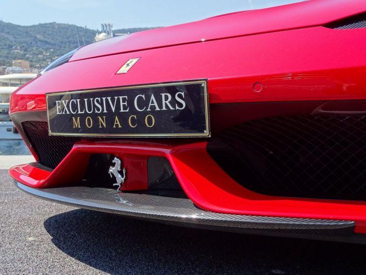 Ferrari 458 SPECIALE F1 605 CV - MONACO Rosso Corsa - 14