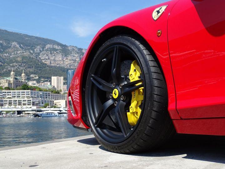 Ferrari 458 SPECIALE F1 605 CV - MONACO Rosso Corsa - 19
