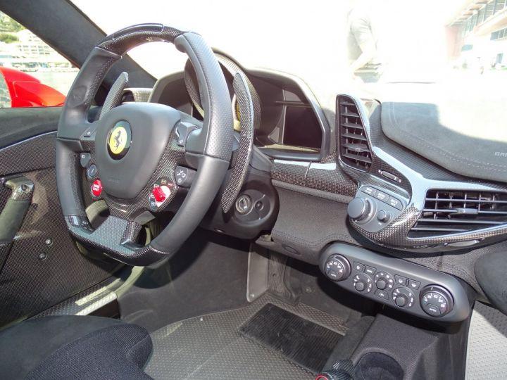 Ferrari 458 SPECIALE F1 605 CV - MONACO Rosso Corsa - 20