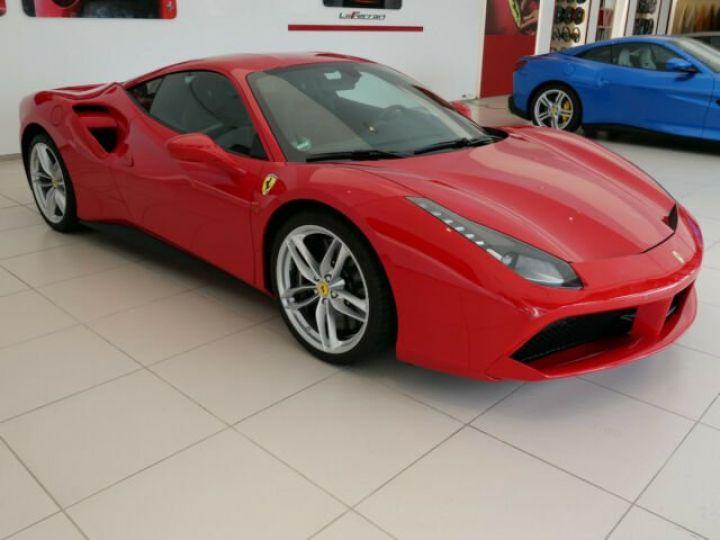 Ferrari 488 GTB Rosso corsa - 1