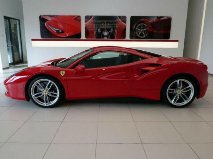 Ferrari 488 GTB Rosso corsa - 2