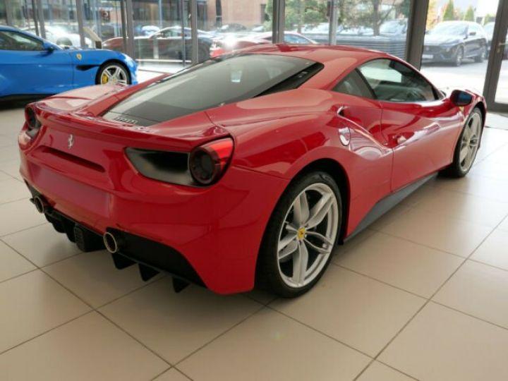 Ferrari 488 GTB Rosso corsa - 13